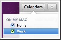 Lion: Mac OS X 10.7 trifft iOS - Popups in Lion