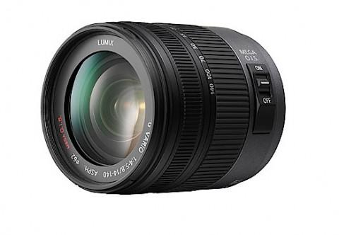 Panasonic Lumix G Vario HD 4-5,8/14-140 mm ASPH Mega OIS