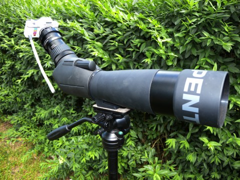 Pentax DA-1 Adapter