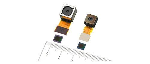 Exmor R: 16,41-Megapixel-Sensor für Mobiltelefone -
