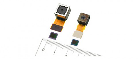 Exmor R - CMOS-Sensor mit bis zu 16,41 Megapixeln für Mobiltelefone