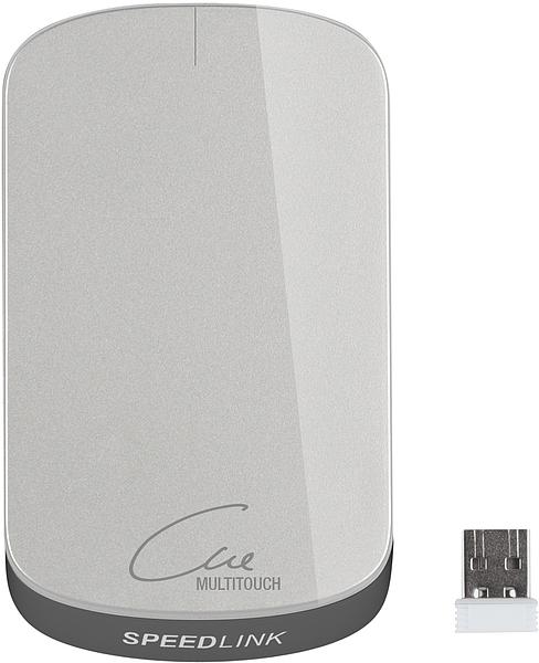Sensoroberfläche: Nicht nur Apple baut Multitouch-Mäuse - Speedlink Cue
