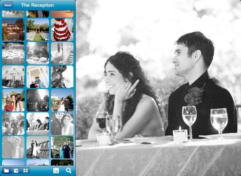 WD Photos Viewer iPad-Version (Splitscreen)