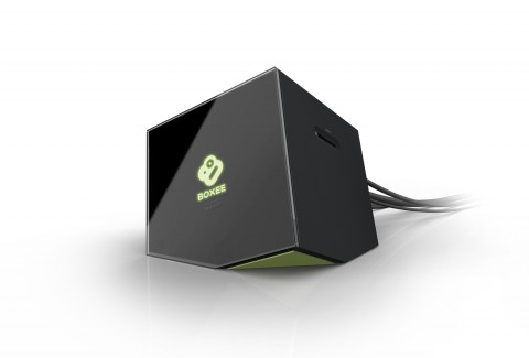 Boxee Box - Streaming-Set-Top-Box