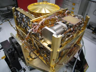 Leben auf dem Mars: Nasa stellt mobiles Labor für Marsmission fertig - Das wissenschaftliche Instrument Sample Analysis at Mars (Foto: Nasa)