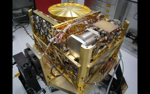 Das wissenschaftliche Instrument Sample Analysis at Mars (Foto: Nasa)