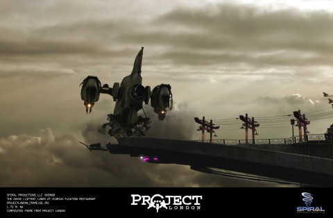 Project London (Bild: Spiral Productions)