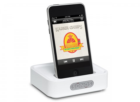 Sonos Wireless Dock WD100 - iPod- und iPhone-Dock für Zoneplayer