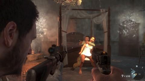 Black Ops: Castro im Schlafzimmer