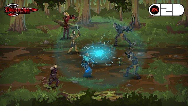 Dragon Age Legends: Abenteuerausrüstung bei Facebook freispielen - Dragon Age Legends