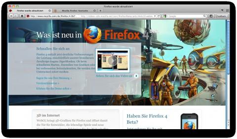 Firefox 4 Beta 7