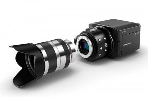 Sony-NXCAM-HD-Camcorder (Protoyp)