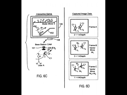 Grafik Patent Sony Computer Entertainment