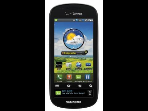 Samsung Continuum alias SCH-i400