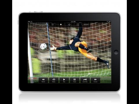 Slingplayer Mobile auf dem iPad
