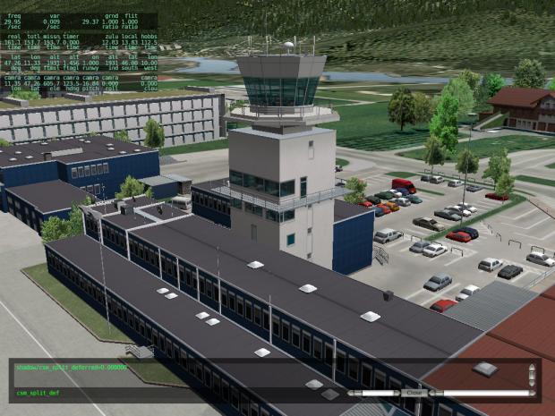Innsbrucker Flughafen