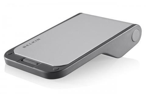 Belkin Flipblade - Ausklapp-Standfuß für iPad (Bild: Belkin)