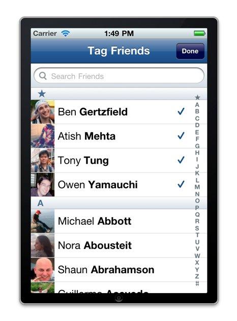 Nur einmal anmelden: Facebook-Login für beliebige Apps -
