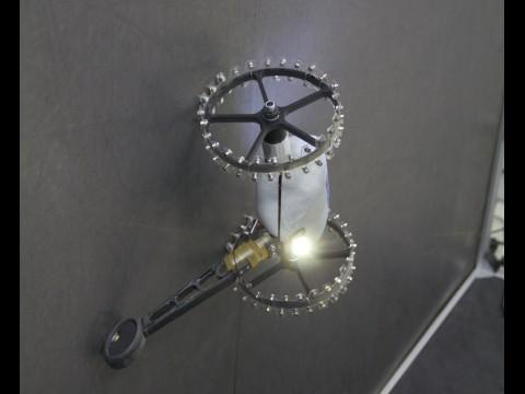 Der Roboter Magnet Crawler... (Foto: wp)