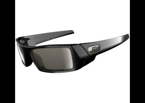 Oakley 3D Gascan - Polfilter-Designbrille fürs 3D-Kino
