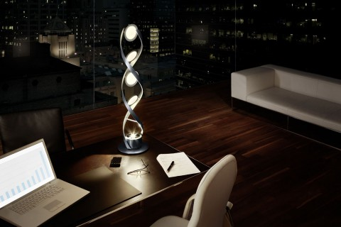 PirOLED - Osram-Leuchte mit OLEDs und LEDs (Bild: Osram)