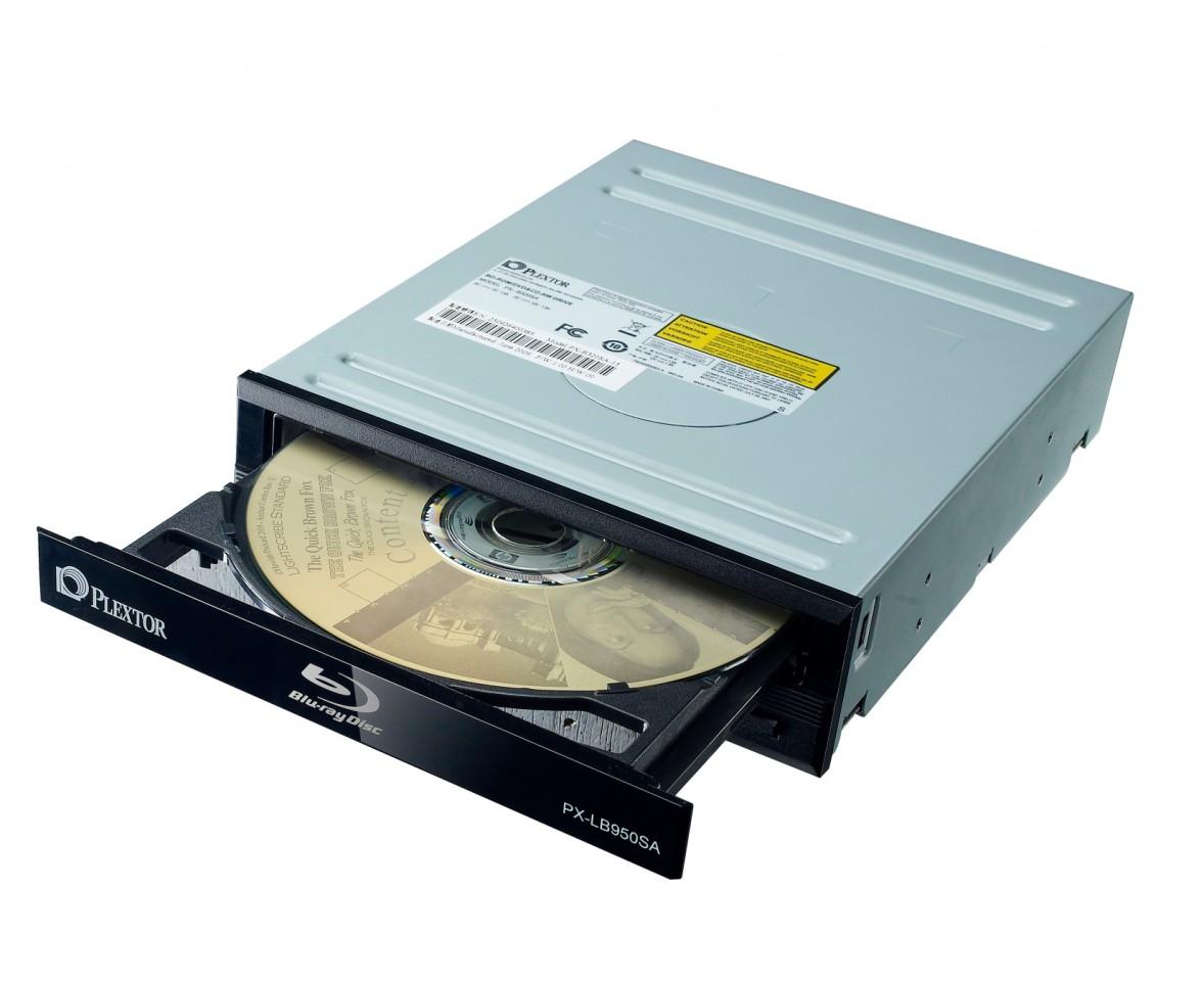 Plextor PX-LB950SA: Interner 12x-Blu-ray-Brenner bald erhältlich - 12fach-Blu-ray-Brenner Plextor PX-LB950SA (Bild: Pextor)