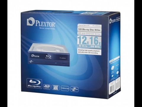 12fach-Blu-ray-Brenner Plextor PX-LB950SA (Bild: Pextor)