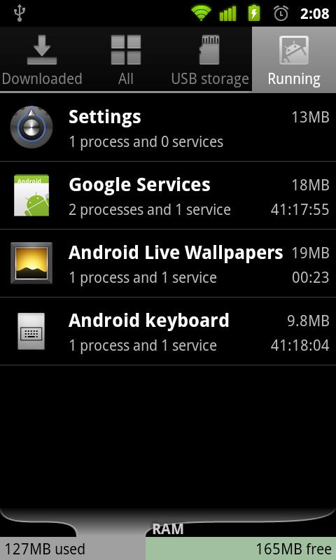 Android 2.3: Googles Smartphone-Betriebssystem wird schneller - Bessere Stromsparfunktionen in Android 2.3