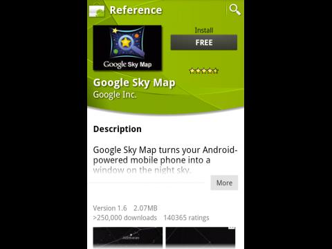 Neuer Android Market - Programmbeschreibung