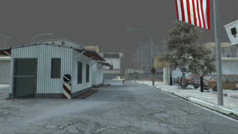 First Strike: Checkpoint Charlie (Ladescreen)