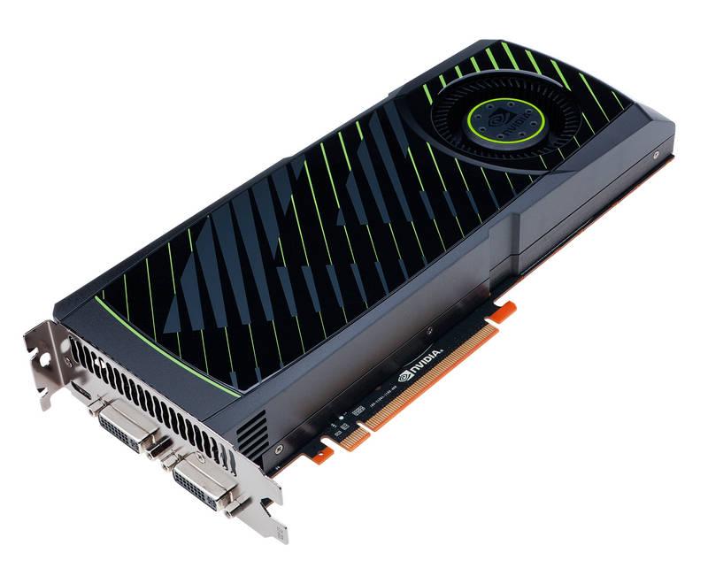 Geforce GTX 570: Nvidias Fermi-Karte im unteren High-End-Bereich - Nvidia Geforce GTX 570