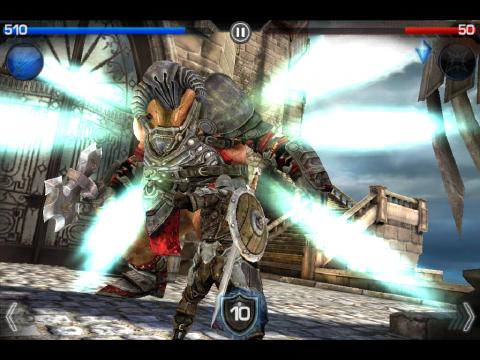 Infinity Blade (iPad)