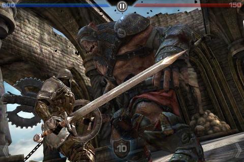 Infinity Blade (iPhone)