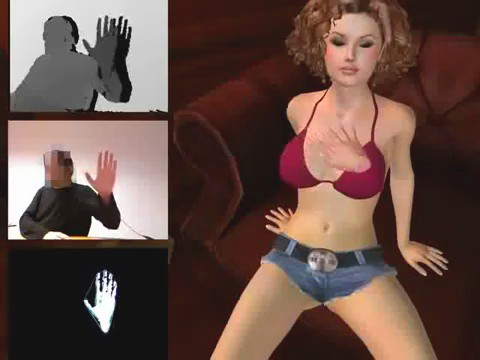 Kinect: Microsoft will keine Sexspiele - Golem.de