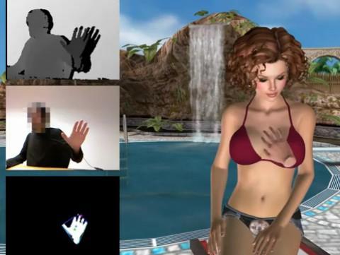 Kinect Microsoft Will Keine Sexspiele Golemde