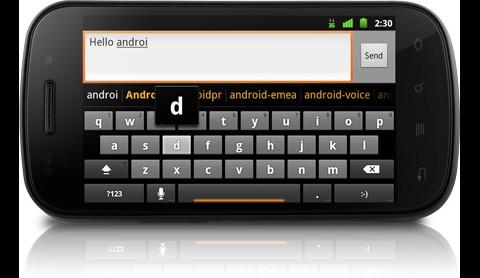 Nexus S von Google und Samsung