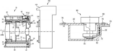 Nikon-Patentantrag zu einem Objektiv-Motorzoom