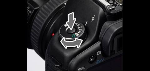 Canon: neues Wahlrad als Nachrüstoption EOS 5D Mark II