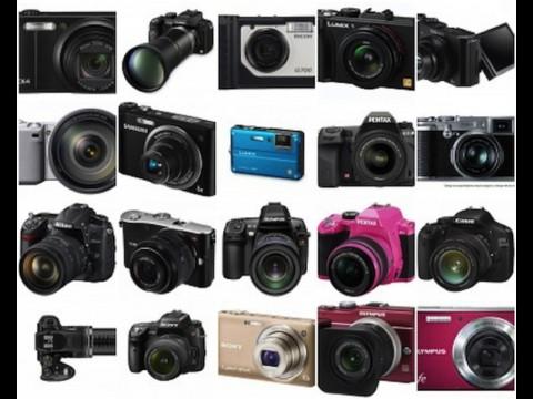 Digitalkameras 2010