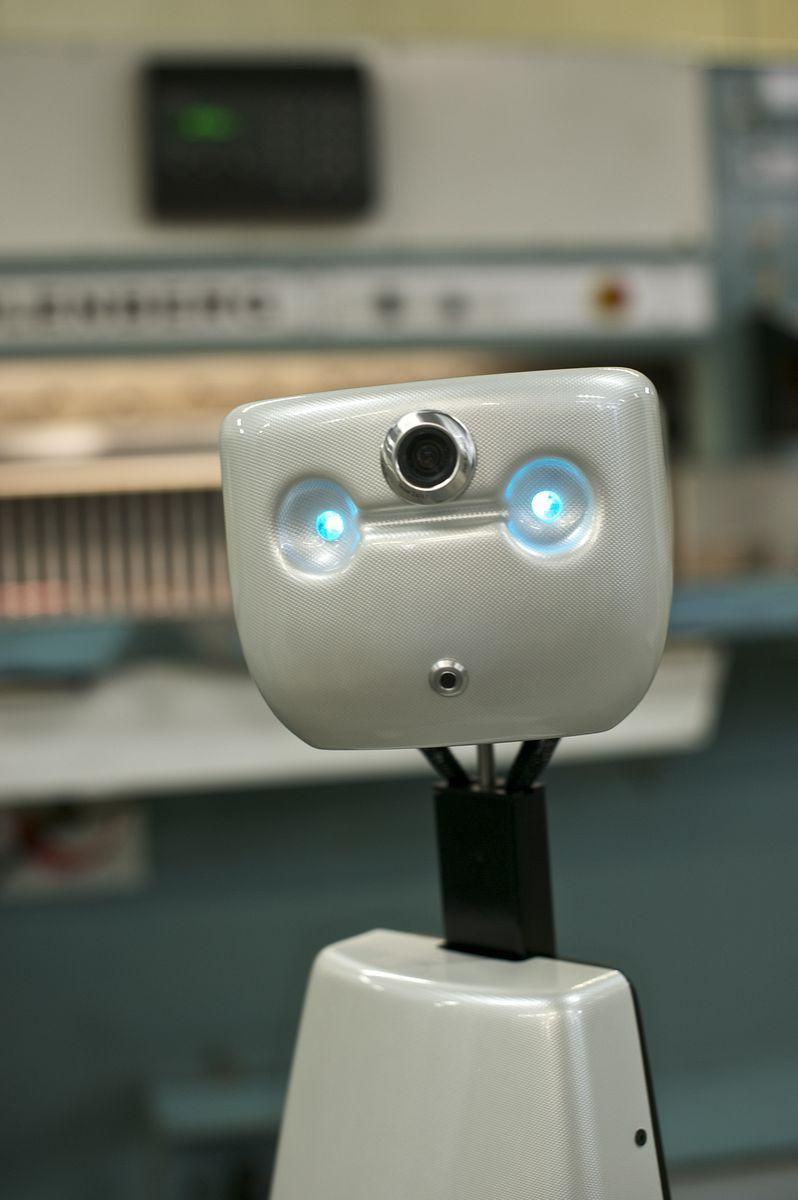 Telepräsenzroboter: Virtuell anwesend dank Jazz -