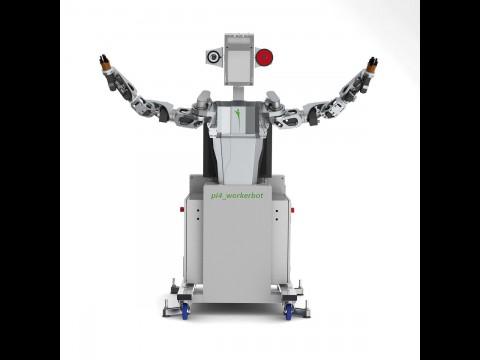 pi4-Workerbot (Foto: pi4-Robotics)