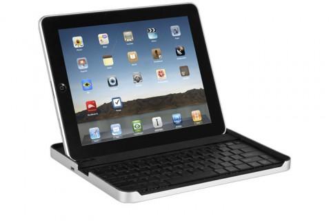 Zaggmate - Tastatur und Schutzhülle für das iPad (Bild: Zagg)