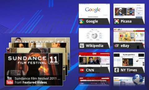 Widgets in Android 3.0