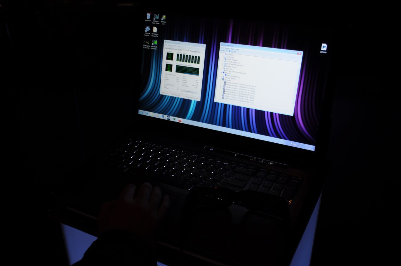 Dell: Alienware und XPS mit Full-HD-3D-Displays - XPS 17