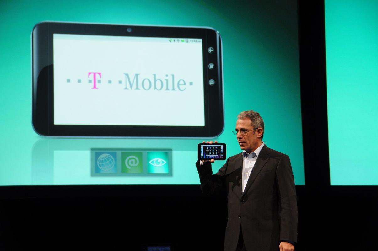 Dell Streak 7: 4G-Tablet mit HSPA+ und Tegra 2 - Vorerst gibt es das Tablet nur in den USA.