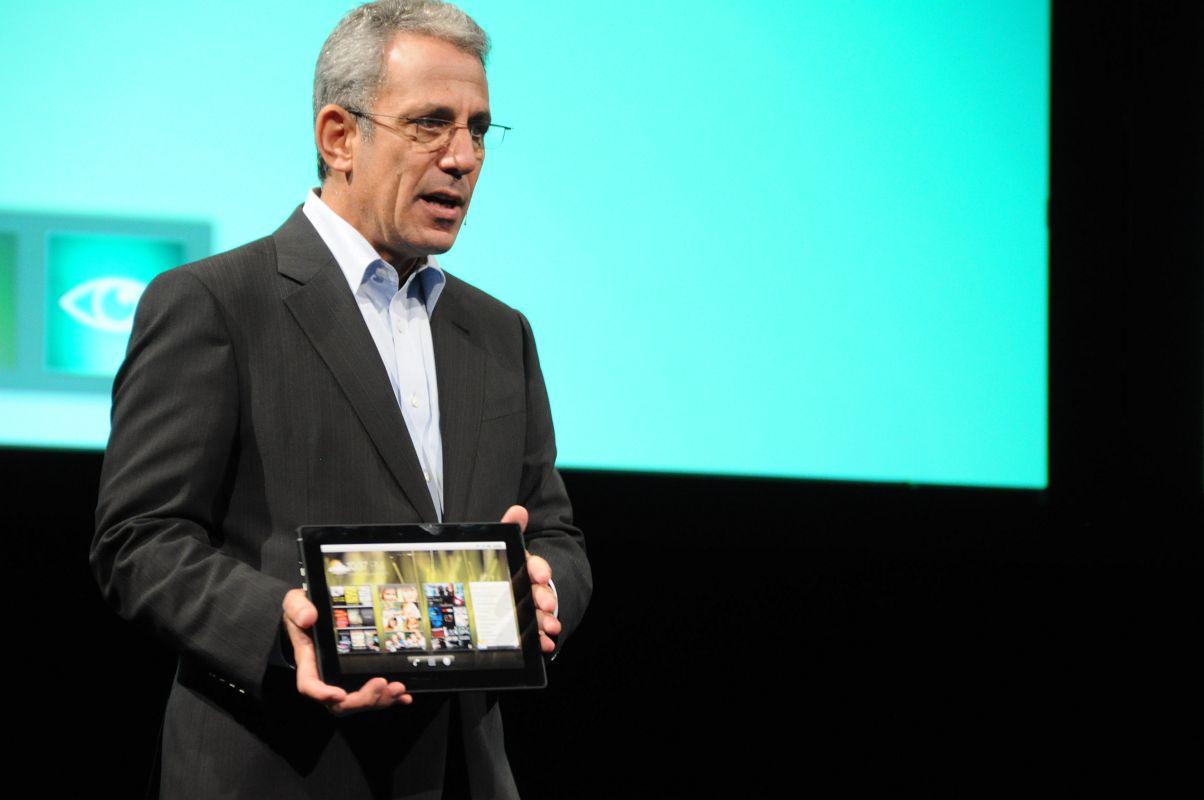 Dell Streak 7: 4G-Tablet mit HSPA+ und Tegra 2 -