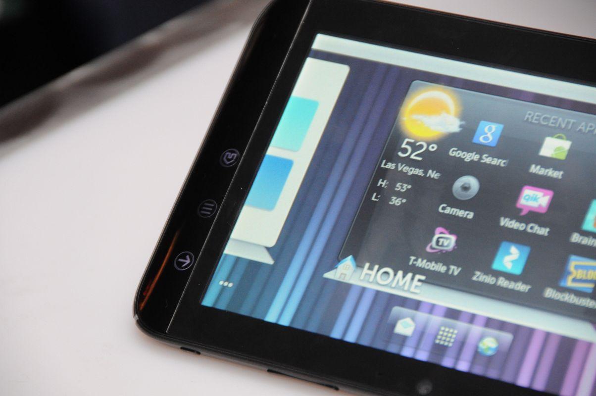 Dell Streak 7: 4G-Tablet mit HSPA+ und Tegra 2 - Dell Streak 7