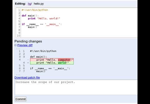 Quellcode-Änderungen direkt im Browser dank Codemirror