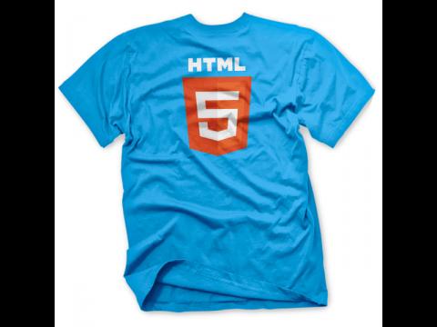HTML5 - das T-Shirt