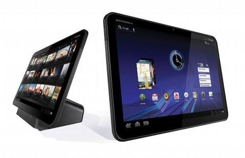 Tablet: Motorola Xoom mit Android 3.0